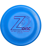 Дог-фризби Hyperflite Z-Disc Blue